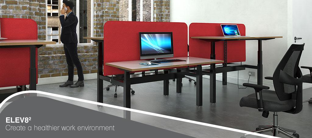 Dams sit stand desk