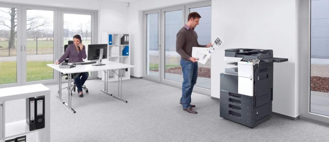 improve your day at the office printing device with free installation