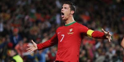 Christiano Ronaldo goal