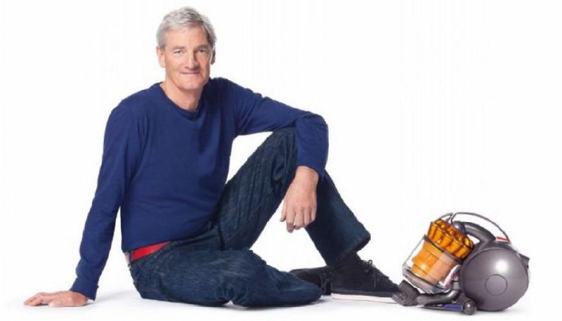 James Dyson marginal gains