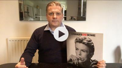David bowie internet music & business