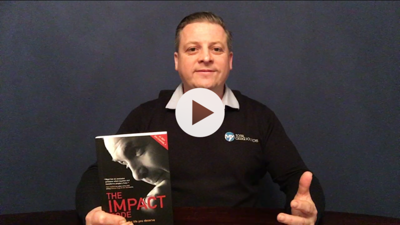 the impact code business book review
