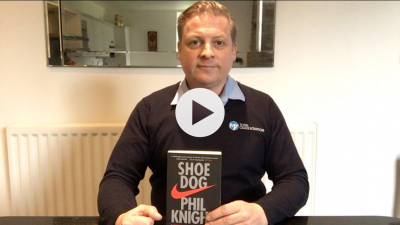 Shoe dog business book review