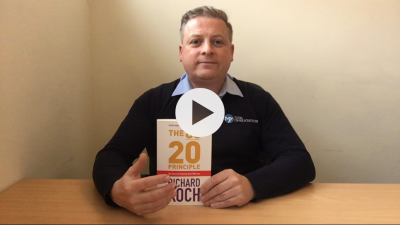 The 80 20 Principle business book review (1)