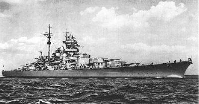 Bismarck sunk because of planning