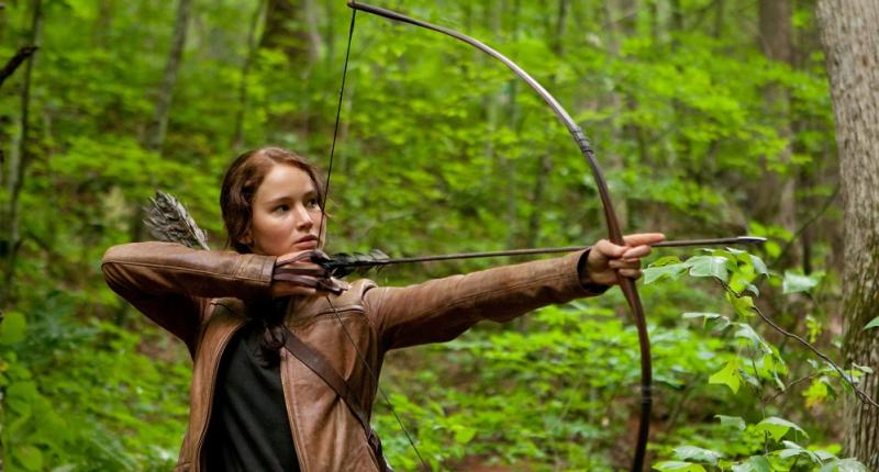 creativity and invention with a longbow