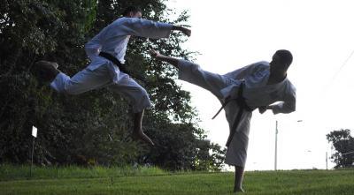 children karate activities