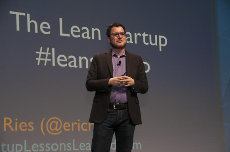 The lean startup Eric Ries